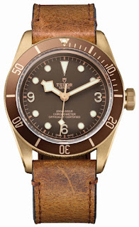 Montre Tudor Heritage Black Bay Bronze