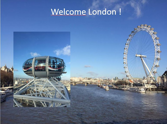 Londres voyage vacances famille flik flak