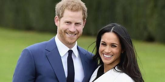 Prince Harry And Meghan Give Thanks To Those Who Took Part In The Celebration Of Their Wedding