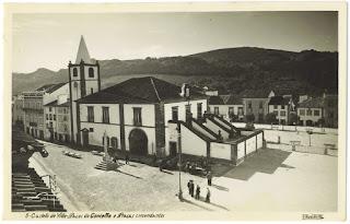 OLD PHOTOS / Pelourinho, Castelo de Vide, Portugal