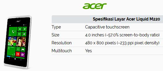 Harga dan Spesifikasi Acer Liquid M220- www.info-hp.com kali ini akan mebabarkan spesifikasi dan harga yang dimiliki oleh smartphone Acer Liquid M220 pada tahun ini. Silahkan membaca dibawah ini.  harga hp acer liquid z220 acer m2201 harga acer liquid m220 plus acer liquid m220 bisa bbm acer m220 windows acer z52014 acer m220 android