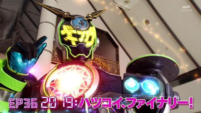 Spoiler Kamen Rider Zi-O Episode 36, Kamen Rider Woz Ginga Form