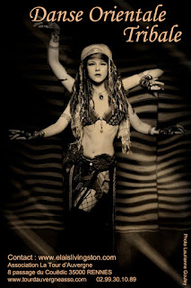Danse, orientale, tribale ATS, Tribal, Fusion, rennes, Elaïs, Livingston, ille et vilaine, 35, bretagne, stages