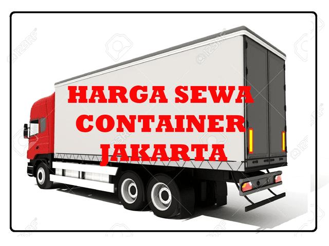 HARGA SEWA CONTAINER JAKARTA