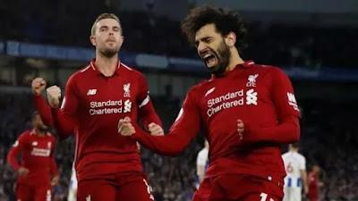 Tukang Diving Jadi Predikat Baru Mohamed Salah