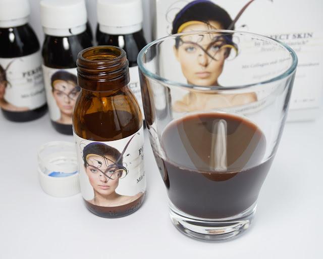 Beauty Drink Perfect Skin by DDr. Heinrich® - Schönheit zum Trinken
