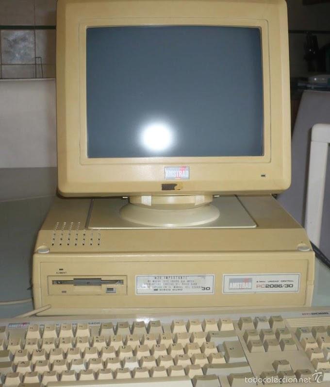 Amstrad pc 2086/30