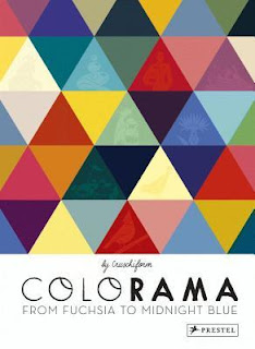 Colorama: From Fuschia to Midnight Blue by CRUSCHIFORM
