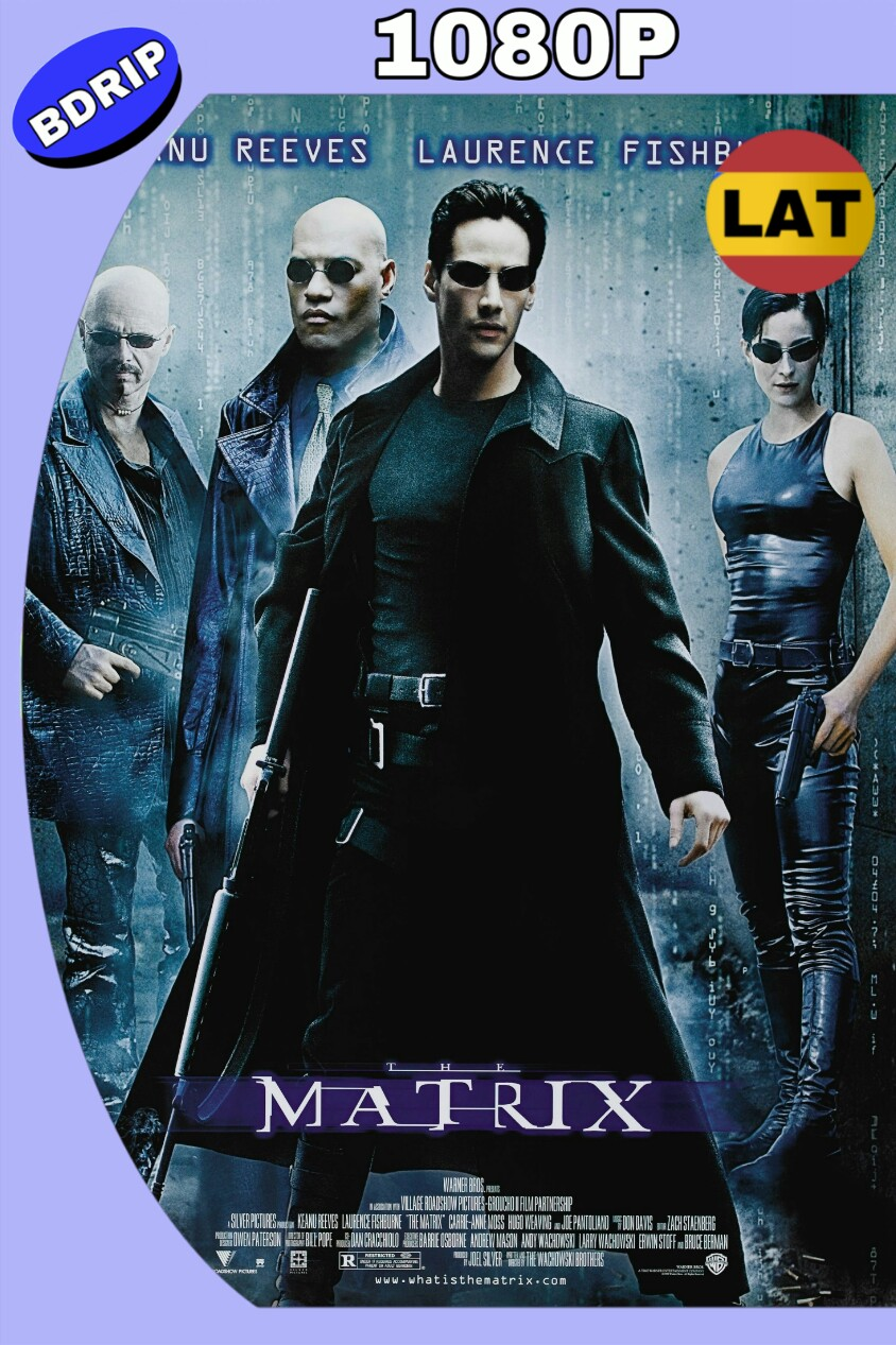 THE MATRIX (1999) HD BDRIP 1080P LAT-ING MKV