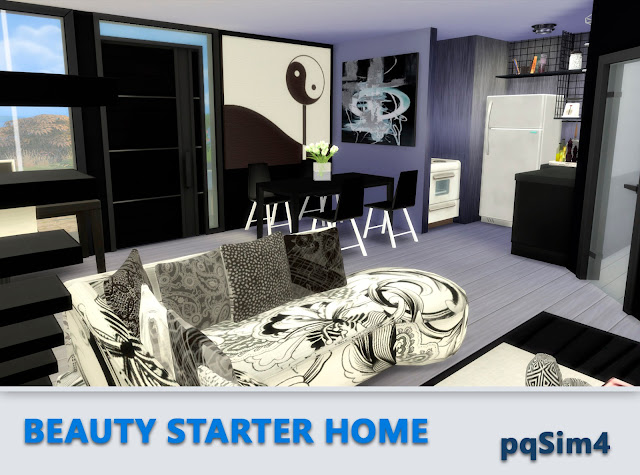 Beauty Starter Home. Interior 3