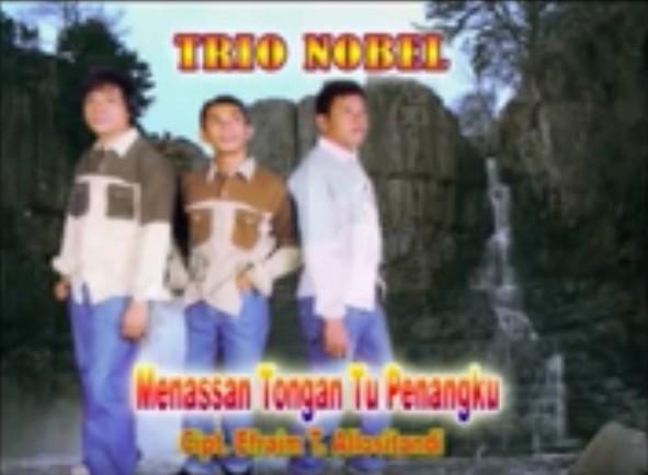 Download Lagu Trio Nobel Manassan Tongan Tu Penangku