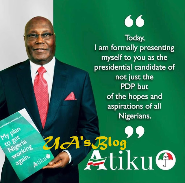 My plans for Nigeria – Atiku
