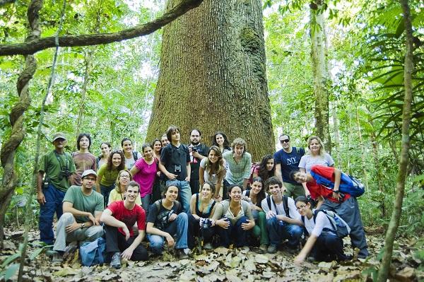 Autossustentável: Escola da Amazônia