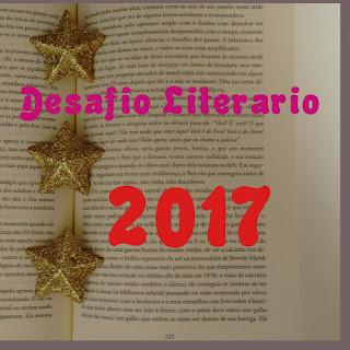 Desafio Literário 2017!