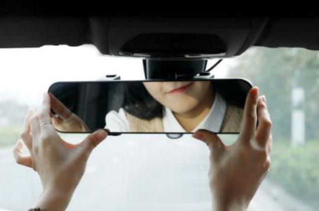 Fitur Dan Keunggulan Kaca Spion Pintar Xiaomi