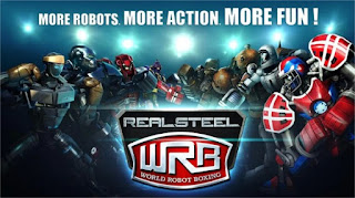 Real Steel World Robot Boxing Mod Apk v29.29.800 Unlimited Money