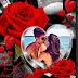Dia dos Namorados - Montagem com Coração