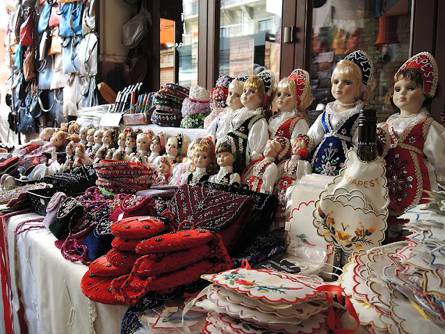 vintage en handmade in Budapest