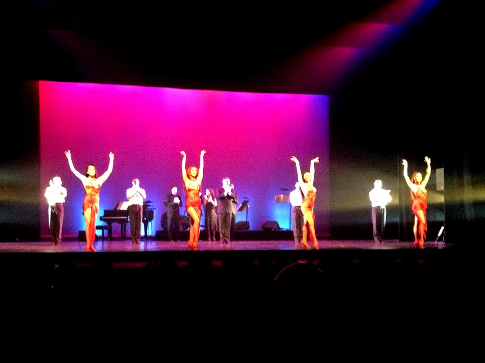 Tango Fire - Flames of Desire - Sadler's Wells February 2015