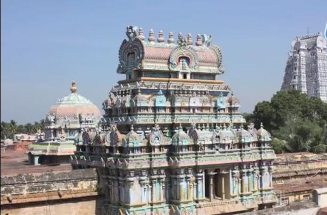 Shri Ranganathaswamy Temple Srirangam