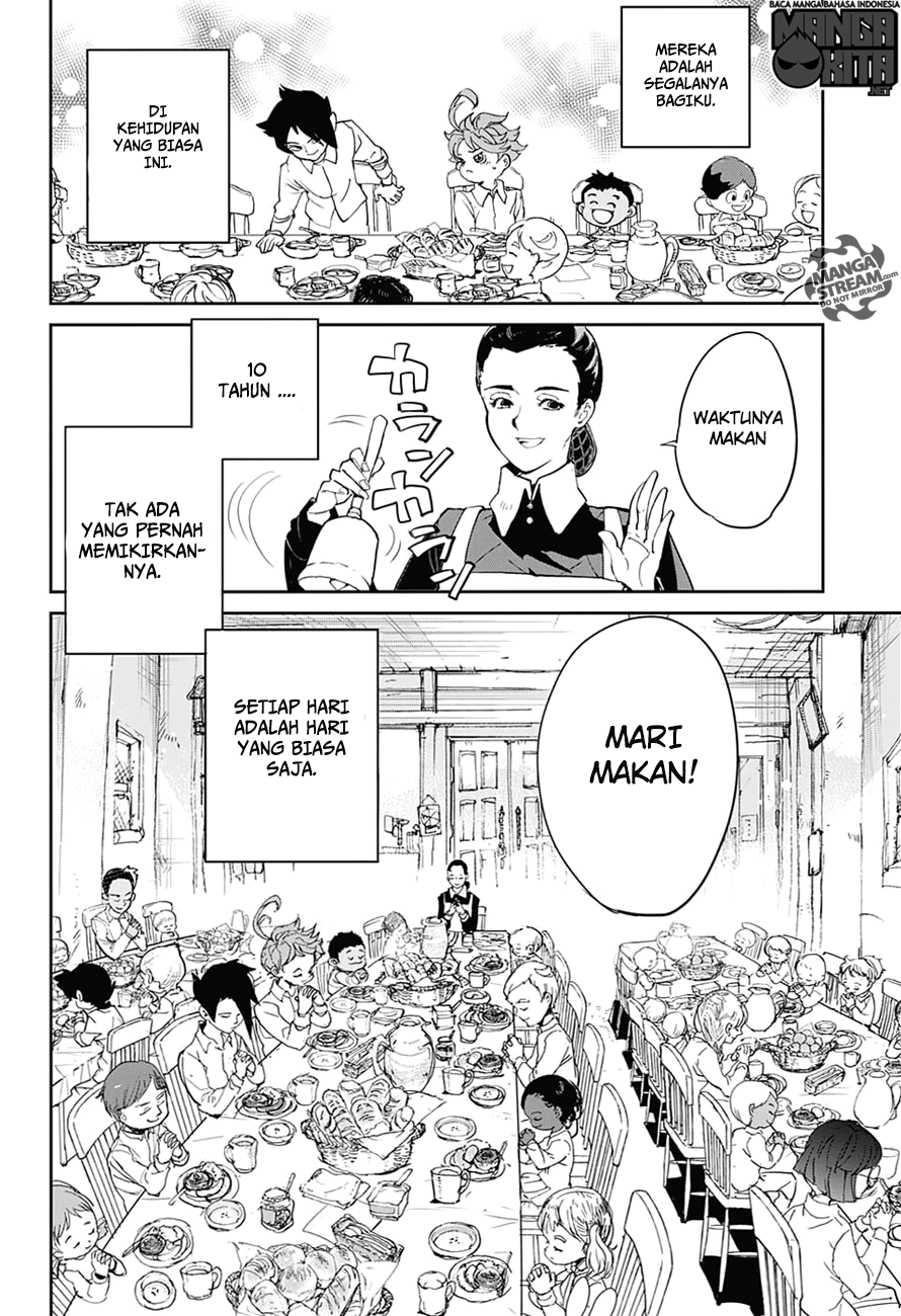 The Promised Neverland Chapter 01-10