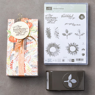 Take a look at the Painted Harvest Bundle from Stampin' Up!