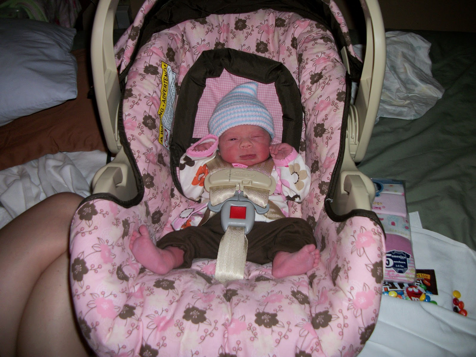 Baby Girl Infant Car Seats: Three Boys, One Girl, And Me