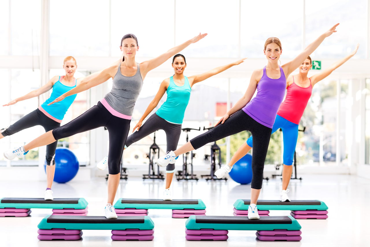Personal Fitness - Aerobic Fitness Pilates