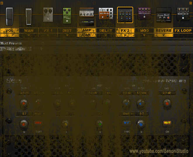 Eleven Rack: Dial Out The Mud With The Parametric EQ