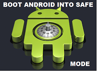 Android safe mode boot