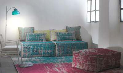 Canevas Furniture and Rug Collection