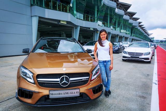 Motoring malaysia malaysian squash super athlete datuk for Mercedes benz brand ambassador