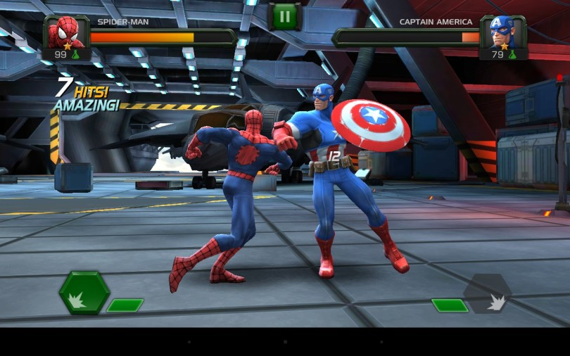 10 Best Free Fighting Games for Android | GetANDROIDstuff