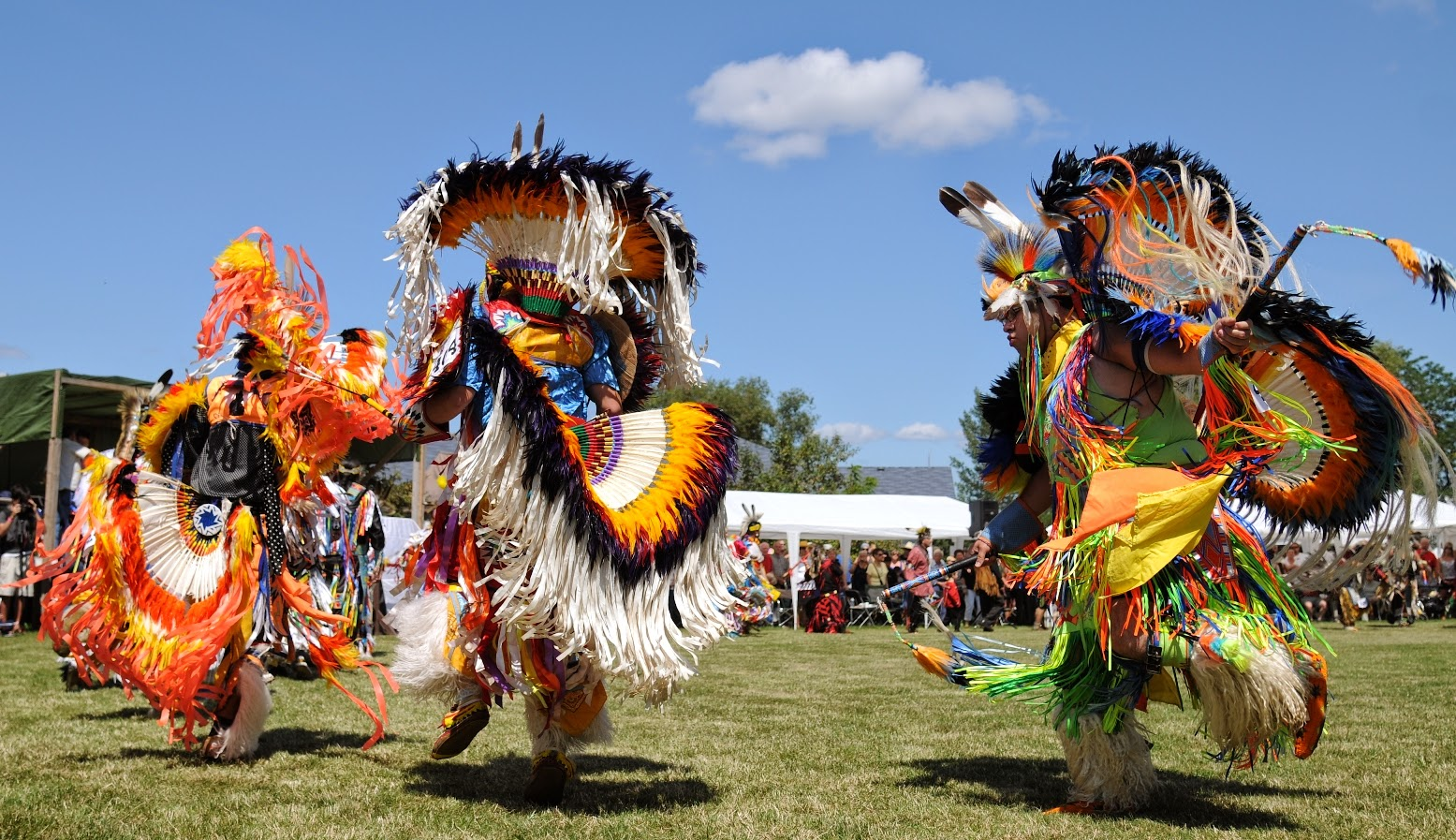 One Tank Trips: Putting the WOW in pow wows in Ontario