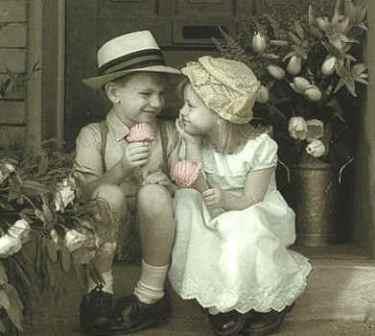 Cómo es el amor en los niños