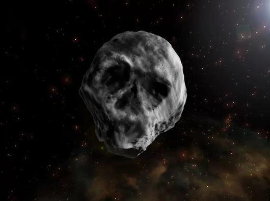 Хеллоуинский астероид пройдет в критической близости от Земли (обновлено)