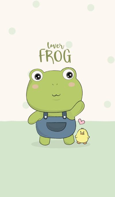 Frog lover