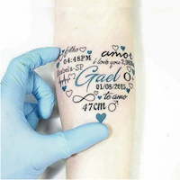 corazon tatuajes para madres
