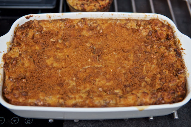 pudding - pudding aux noix - dessert - gâteau - chestnut pudding - cake - recipe - cook - cuisine - cooking - speculoos