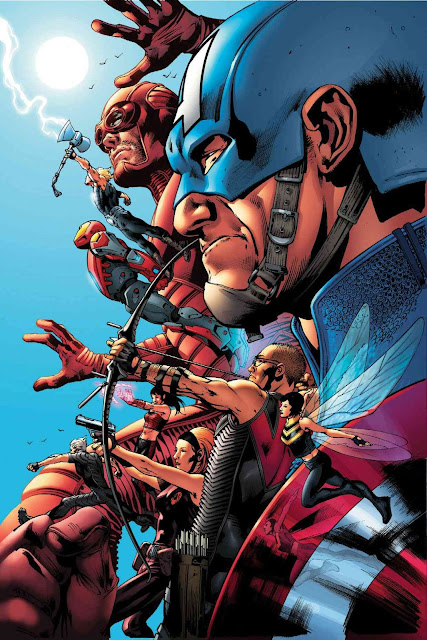 Obra maestra de Mark Millar en Marvel Comics