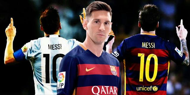 Lionel Messi: os 29 anos de um gênio