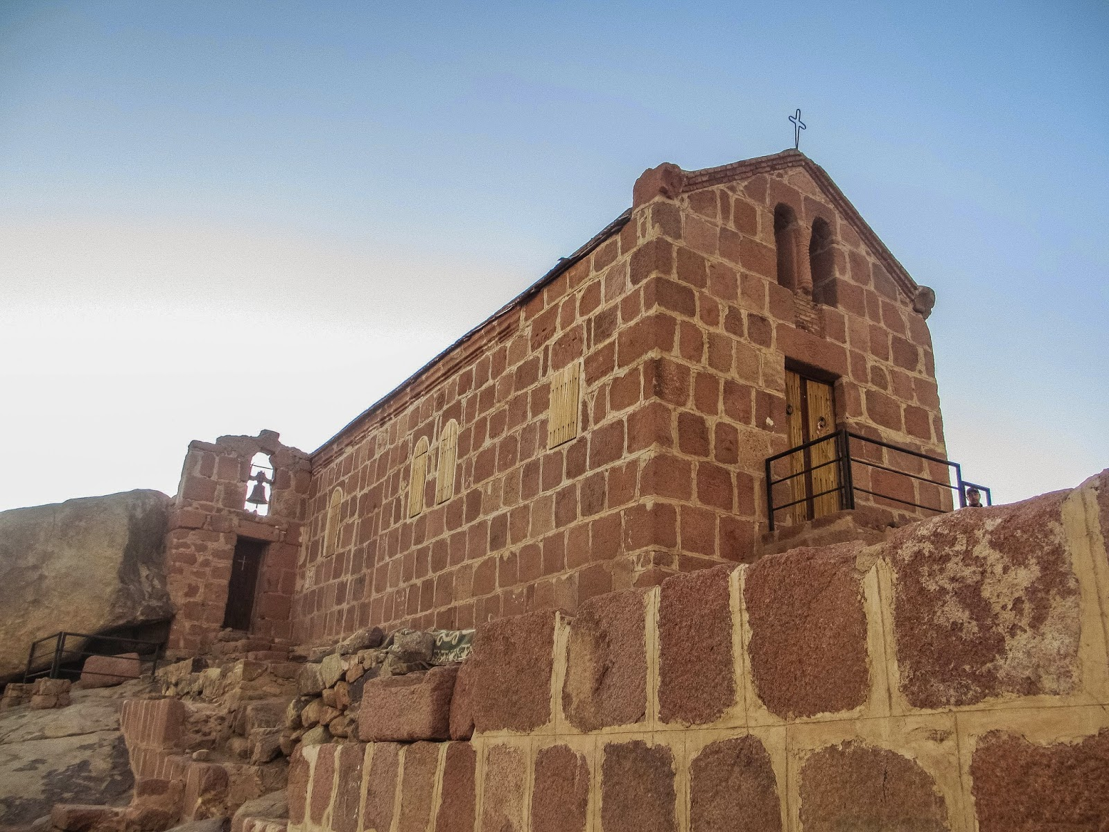 Cannundrums Church Of The Holy Trinity Mount Sinai