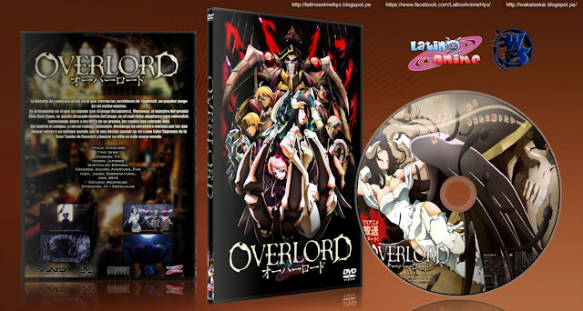 Overlord | Cover DVD |