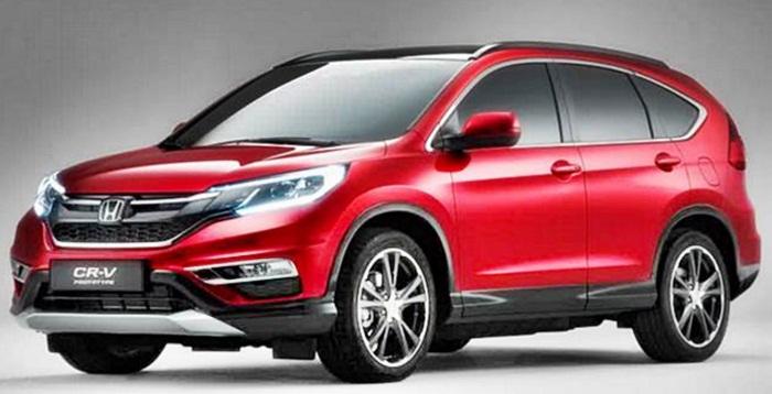 2016 Honda Cr V Hybrid Review Redesign Release Date Canada