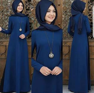15 Model Baju Wanita Syar'i Turki Terbaru