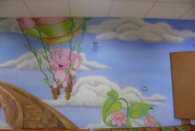 Aranżacja poddasza w pokoju dziecięcym, Bydgoszcz