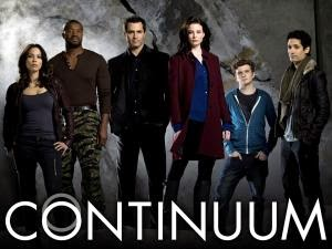 Fangs For The Fantasy: Continuum, Season 3, Episode 12: The Dying