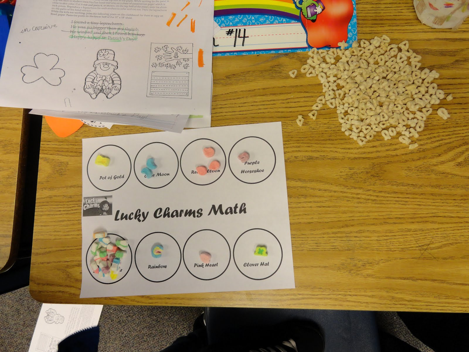Adventures In Third Grade Lucky Charms