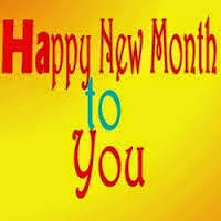Best Happy New Month Messages Collection