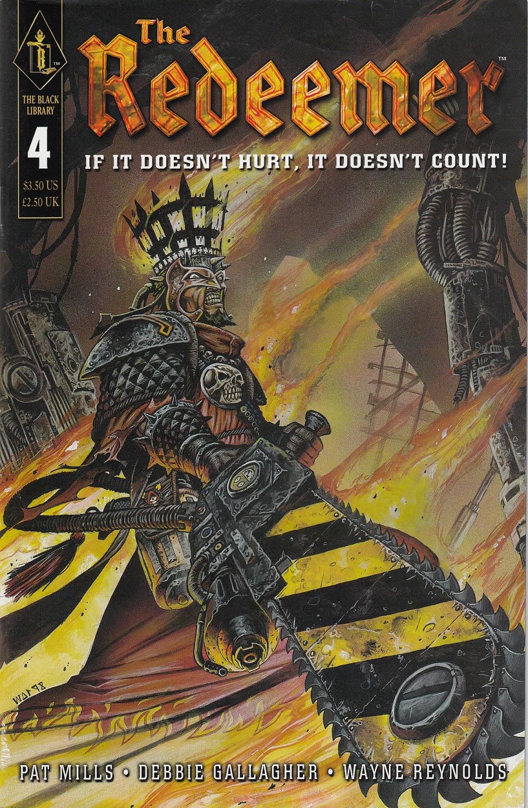 Warhammer Monthly No.22 1999 Pat Mills Debbie Gallagher /& Wayne Reynolds